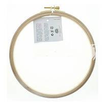 Пяльцы для вышивки деревянные, диаметр 185 мм, DMC, МК0026/10, 009921
