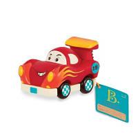 Машинка инерционная Забавный автопарк Гоночная Машина Battat BX1496Z