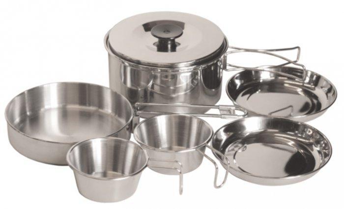 Набор туристической посуды Tramp TRC-001