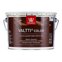 Колеруемая фасадная лазурь Valtti Color на масляной основе от Tikkurila ЕC 2,7 л