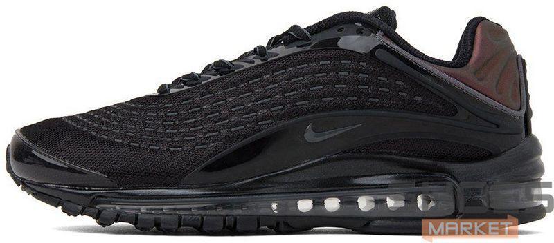 Мужские кроссовки Nike Air Max Deluxe Black Bronze AV2589-001, Найк Аир Макс Делюкс