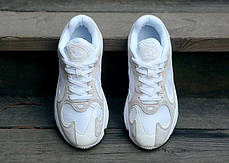 Женские кроссовки Adidas Yung-1 White / Running White / Cloud White B37616, Адидас Янг 1, фото 3