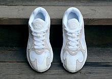 Мужские кроссовки Adidas Yung-1 White / Running White / Cloud White B37616, Адидас Янг 1, фото 2