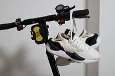 Мужские кроссовки Adidas Y-3 Kaiwa White/Cream BC0907, Адидас У-3, фото 3