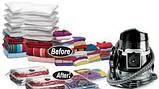 Вакуумні пакети для зберігання речей 70х100, фото 2