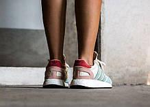 "Женские кроссовки Adidas Iniki Runner I-5923 Boost ""Pride"" B41984, Адидас Иники Ранер I-5923, фото 2"