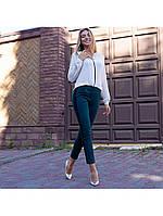 Стильные брюки по косточку 42-48