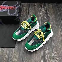 615036c6 Женские кроссовки Versace X 2Chainz Chain Reaction 2 Green купить в ...