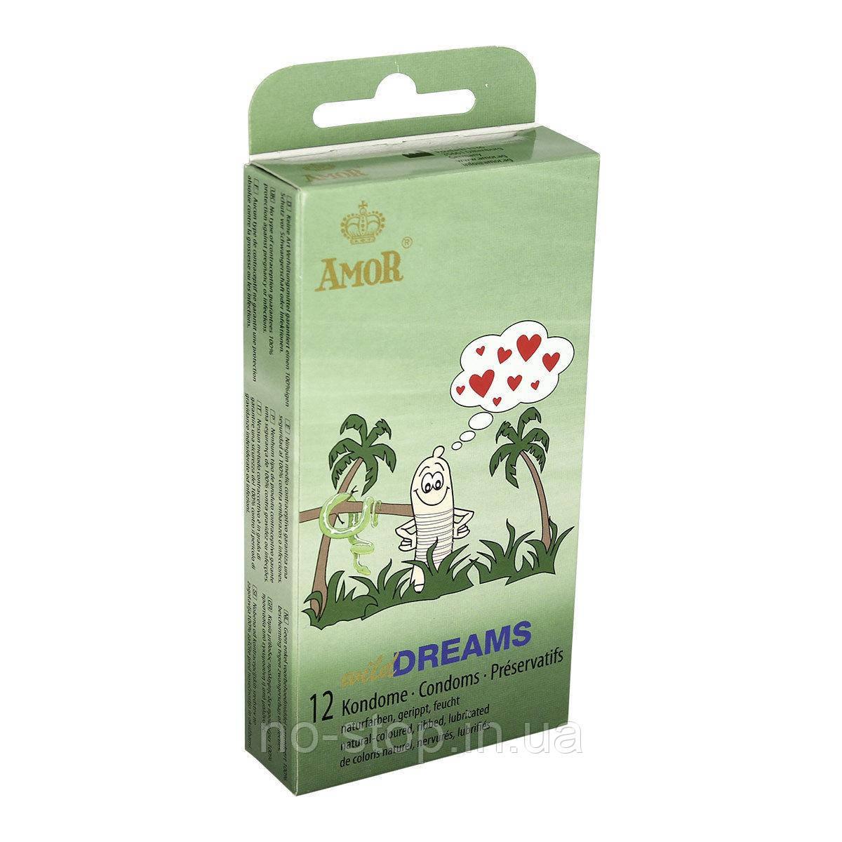 Презервативы - Amor wild Dreams 12шт