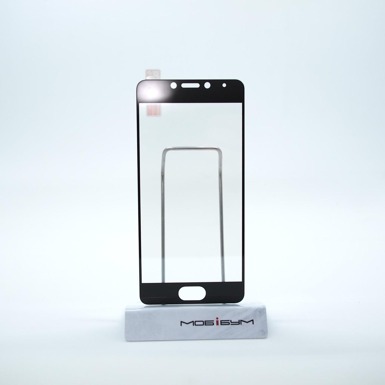 Защитное стекло Meizu M5c black