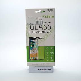 Защитное стекло Meizu M5c black, фото 2