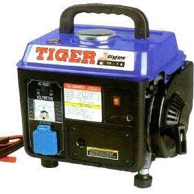 Генератор Tiger TG1200MED (0,75 кВт, бензин, ручной стартер) Бесплатная доставка
