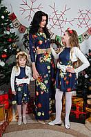 Детское платье 306-2