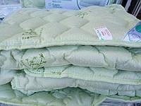 Теплое одеяло Бамбук Bamboo евро размер