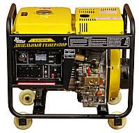 Генератор дизельный Кентавр КДГ-283эк (2,8 кВт) Бесплатная доставка, фото 1