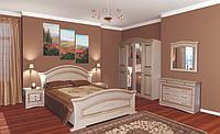 Спальня Николь Патина 4д комплект от Свит Меблив