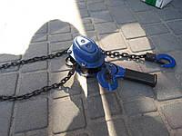 Таль (лебедка) подъемная с рукояткой 2 тонны Vitol TR7020, фото 1