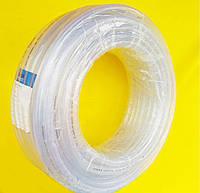 """Шланг пищевой ПВХ 18ммх50м """"Crystal-Symmer"""" (Украина)."""