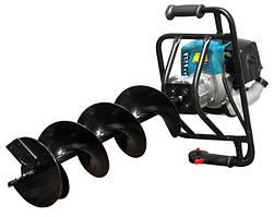 Мотобур бензиновый Sadko AG-52N (шнек 300 мм) Бесплатная доставка