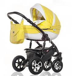 Детская универсальная коляска 2 в 1 Broco Eco 01