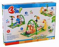 Коврик для малышей 3059 Тропический лес, фото 3