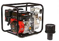 Мотопомпа бензиновая WEIMA WMQGZ80-30 (60 м.куб/час, патрубок 80 мм) Бесплатная доставка, фото 1