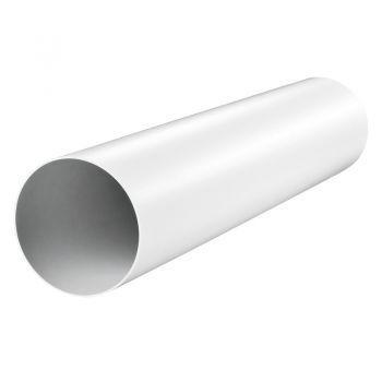 Пластиковый воздуховод круглый