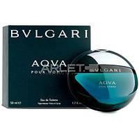 Bvlgari Aqva Pour Homme - туалетная вода (Оригинал) 50ml