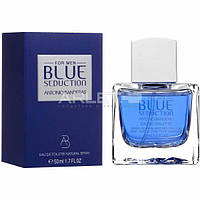 Antonio Banderas Blue Seduction for Мen- туалетная вода (Оригинал) 50ml