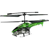 Вертолет радиоуправляемый Auldey PHANTOM SCOUT (контроль высоты,зеленый,20см,с гироскоп.,3канала)