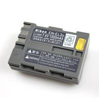 Аккумулятор Nikon EN-EL3e, Li , 7.4V