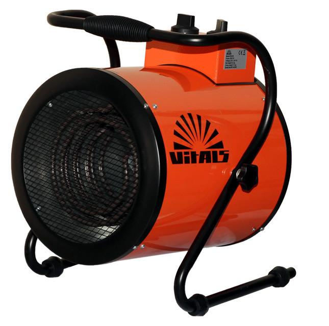 Тепловентилятор промышленный VITALS EH-50 (5 кВт, 3 фазы) (Бесплатная доставка)