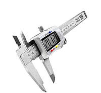Штангенциркуль цифровой 150мм MasterTool 30-0628