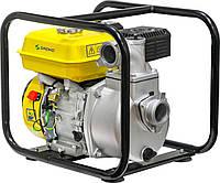 Мотопомпа Sadko WP-100 PRO (16 л.с., для слабогрязной воды, 145 м. куб/час) Бесплатная доставка