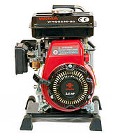 Мотопомпа бензиновая WEIMA WMQGZ 40-20(27 м.куб/час, 40 мм патрубок) Бесплатная доставка, фото 1