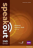 Speakout Advanced, Student's Book+DVD