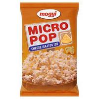 Попкорн для мікрохвильової пічки з сиром Mogyi 100г