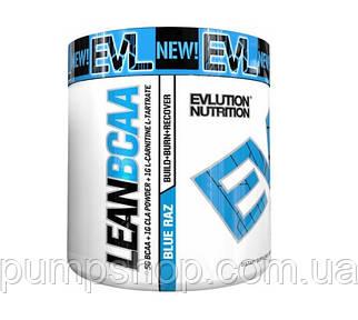 Бцаа+жіросжігателя Evlution Nutrition LeanBCAA 267 г 30 порц. (США) (уцінка)