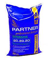 PARTNER Intensive NPK 20.20.20 + ME + MgO с повышеным составом микроэлементов (25 кг)