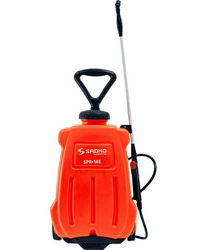 Опрыскиватель садовый аккумуляторный Sadko (Садко) SPR-16E   (Бесплатная доставка)