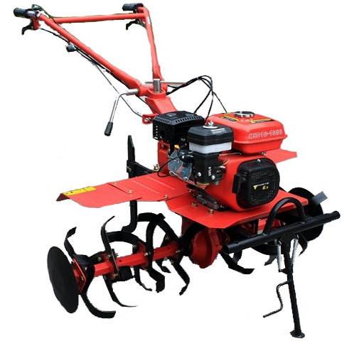 """Мотоблок FORTE HSD1G-1050G (6.5 л.с., бензин,  ручной стартер, колёса 10"""") +доставка"""