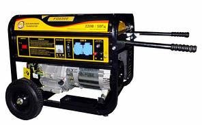Генератор бензиновый Forte FG6500 (5,0 кВт, ручной стартер) Бесплатная доставка