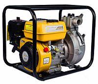 Мотопомпа бензиновая Forte FP20HP (высоконапорная, для чистой воды, 30 м. куб/час) + доставка