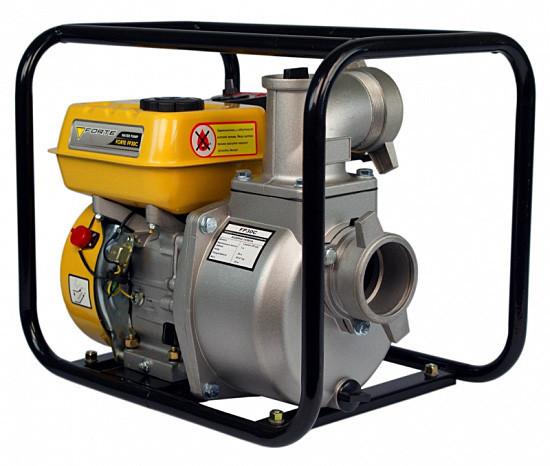 Мотопомпа бензиновая Forte FP30C (для чистой воды, 60 м. куб/час) Бесплатная доставка