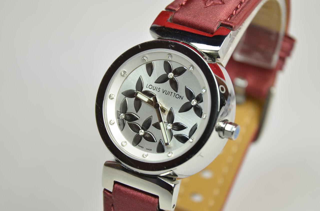 Женские часы Louis Vuitton Японский механизм, фото 1