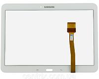 Тачскрин (сенсор) для Samsung T530 Galaxy Tab 4 10.1, T531, T535, белый