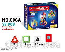 Конструктор магнітний MAGFORMERS 006A