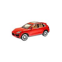 Автомобиль радиоуправляемый Auldey PORSCHE CAYENNE TURBO S (красный,1:16)