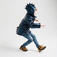 Dino's Band - Зимний костюм Blue Dino, размер 7-8 лет
