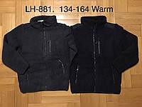 Кофта меховая    тёплая  на мальчиков 134 /164 см, фото 1